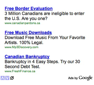 No, these aren't clickable.